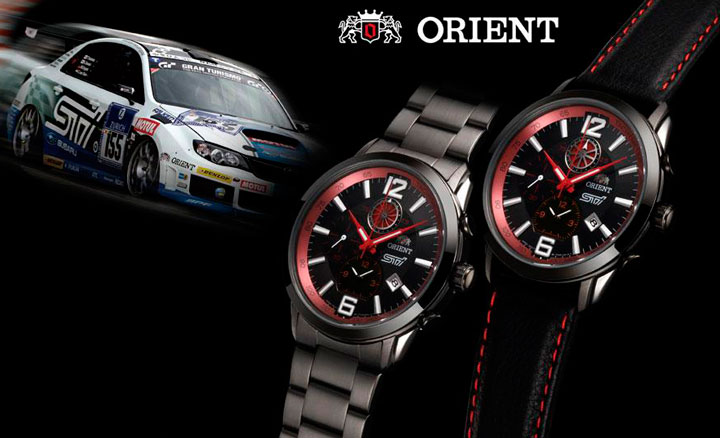 часы Orient STI Limited Edition