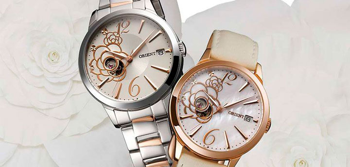 часы Orient Fashionable Automatic Camellia