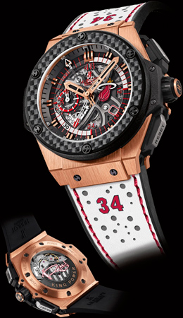 Часы Hublot Ray Allen King Power