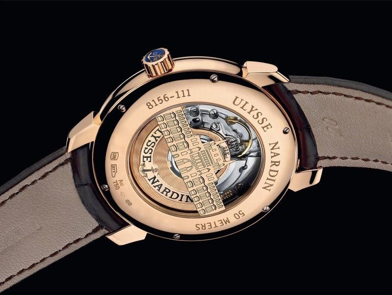 такой подарок часы ulysse nardin classico запах, исходящий
