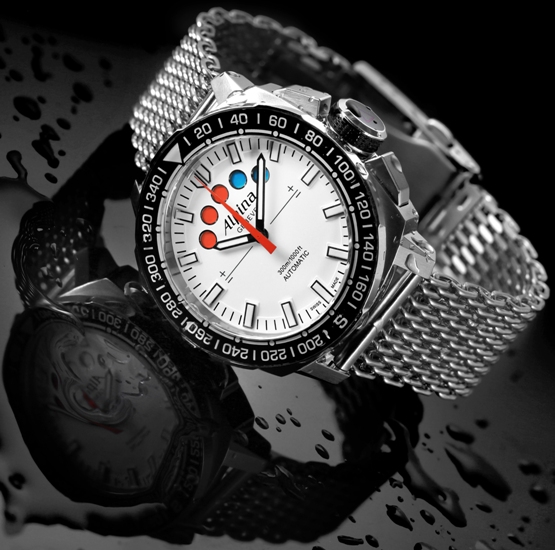 часы Alpina Sailing Automatic