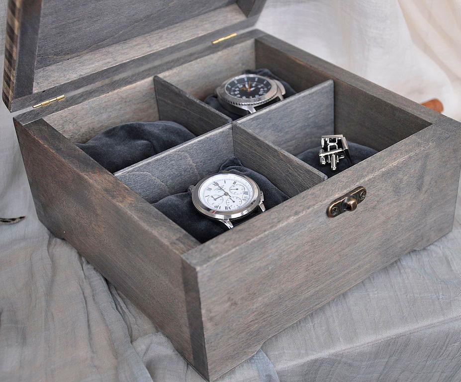 Как хранить часы