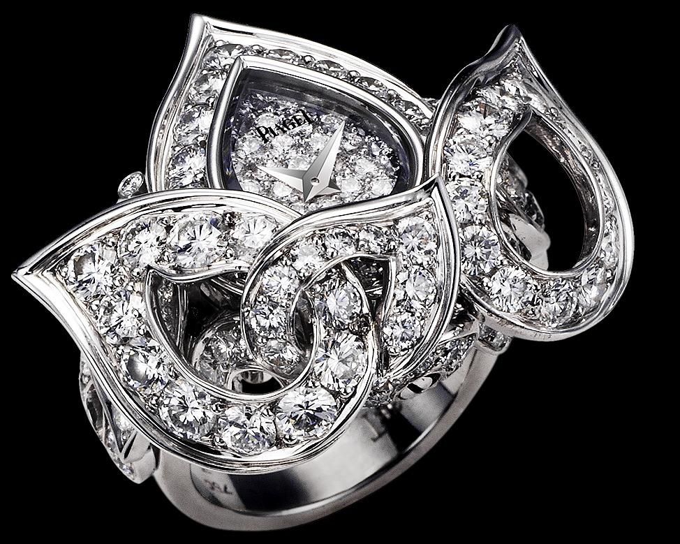 кольца piaget