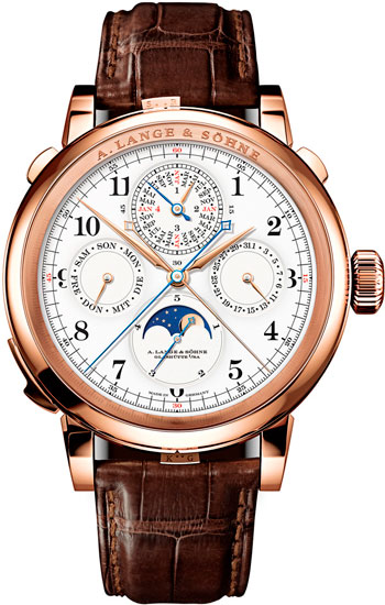 часы A. Lange & Söhne Grand Complication