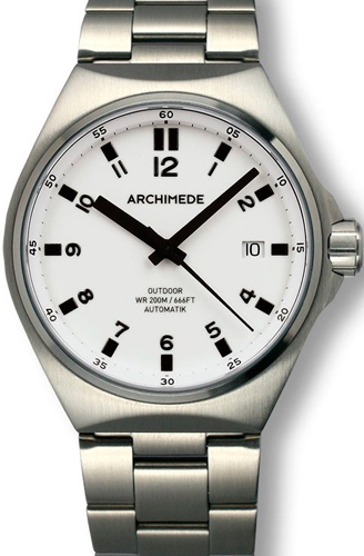 Часы Outdour Automatic Luminous Dial от Archimede
