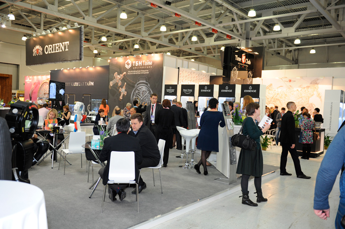 Выставка Moscow Watch Expo 2013