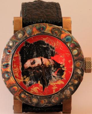 часы Artya украшенные портретом Майкла Джексона
