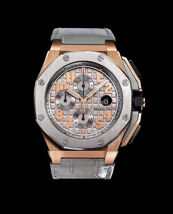 Новинка Royal Oak Offshore LeBron James от Audemars Piguet