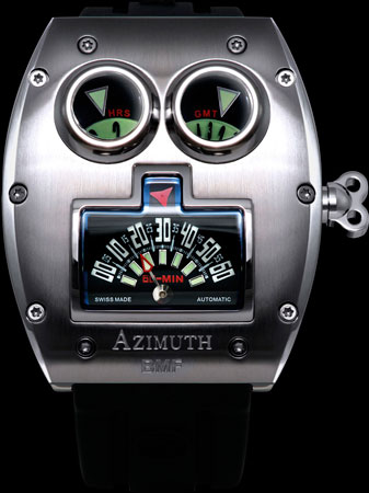 часы Azimuth Mr Roboto