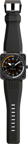 ���� Bell & Ross BR01 Airspeed