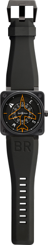 часы Bell & Ross BR01 Heading Indicator