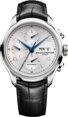 ���� Baume & Mercier Clifton Chronograph (Ref. 10123)