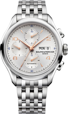 ���� Baume & Mercier Clifton Chronograph (Ref. 10130)
