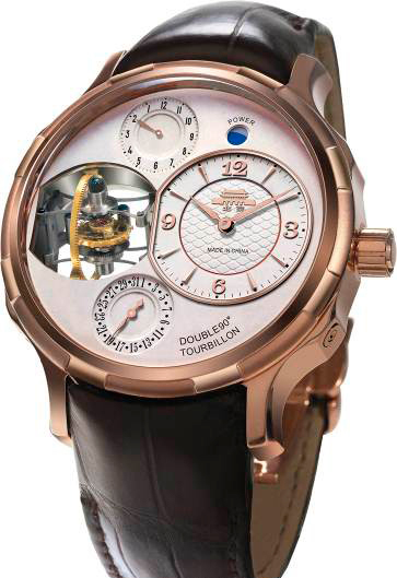 Часы Beijing Watch Tai Chi II Double 90° Tourbillon