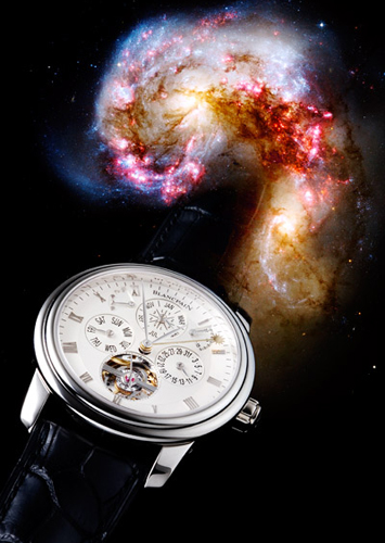 LE BRASSUS EQUATIONE OF TIME MARCHANTE