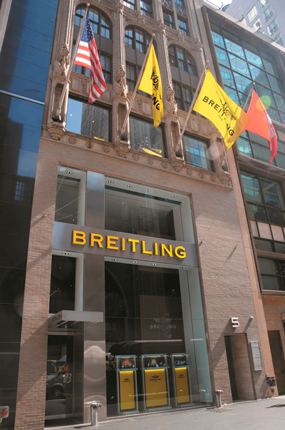 Breitling Boutique - New York