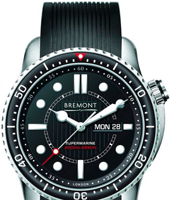 часы Supermarine 2000 DiveWatch