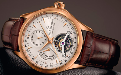 Часы Manero Tourbillon Limited Edition от Carl F. Bucherer