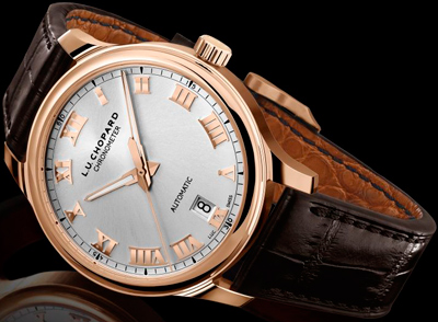 Часы Chopard L.U.C 1937 Classic - 18ct Rose Gold Model (Ref. 161937-5001)