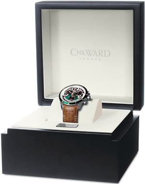 Часы Christopher Ward C70 DBR1 Chronometer
