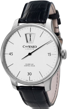 часы C9 Harrison Jumping Hour MKII от Christopher Ward