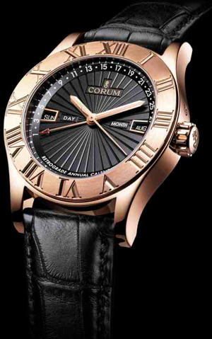 Часы Corum Romvlvs Retrograde Annual Calendar Limited Edition (Ref. 502.510.55/0001 BN67)