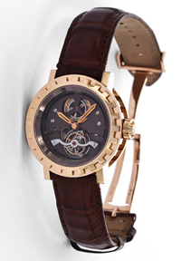 часы Academia One Minute Tourbillon Mysterieux