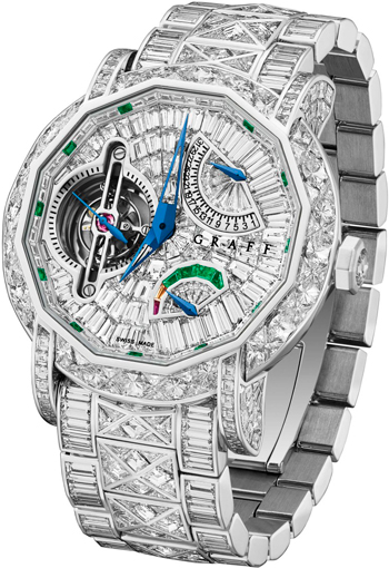 ���� Graff Diamond MasterGraff Tourbillon