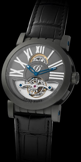 часы Grand Shar DBT Ti Tourbillon