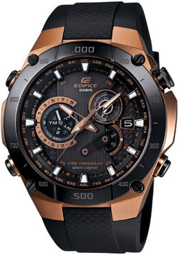 часы Casio Black X Rose EQW-M1100CG-1A