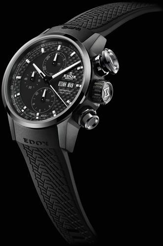 часы Edox WRC Chronorally