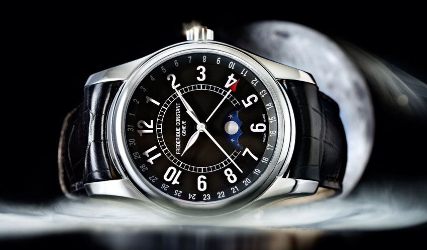 Index Moon Timer Automatic - ������������ ������������� ���������. �������� ������� �� Baselworld 2012