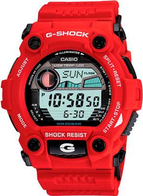 молодежные часы Casio G-Shock