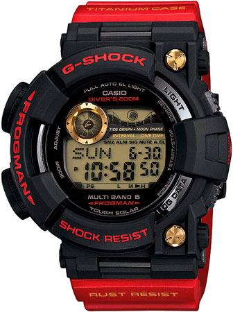 часы G-Shock (Ref. GWF-T1030A-1JR)