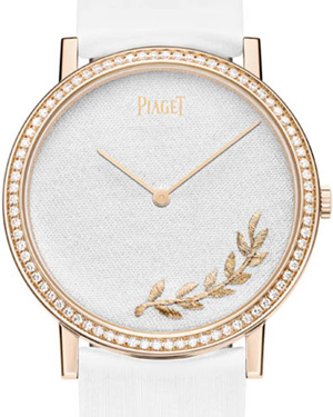 Часы Piaget Altiplano Miniature Embroidery