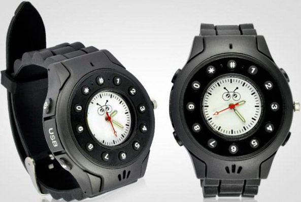 Часы-робот GPS Mobile Phone Watch