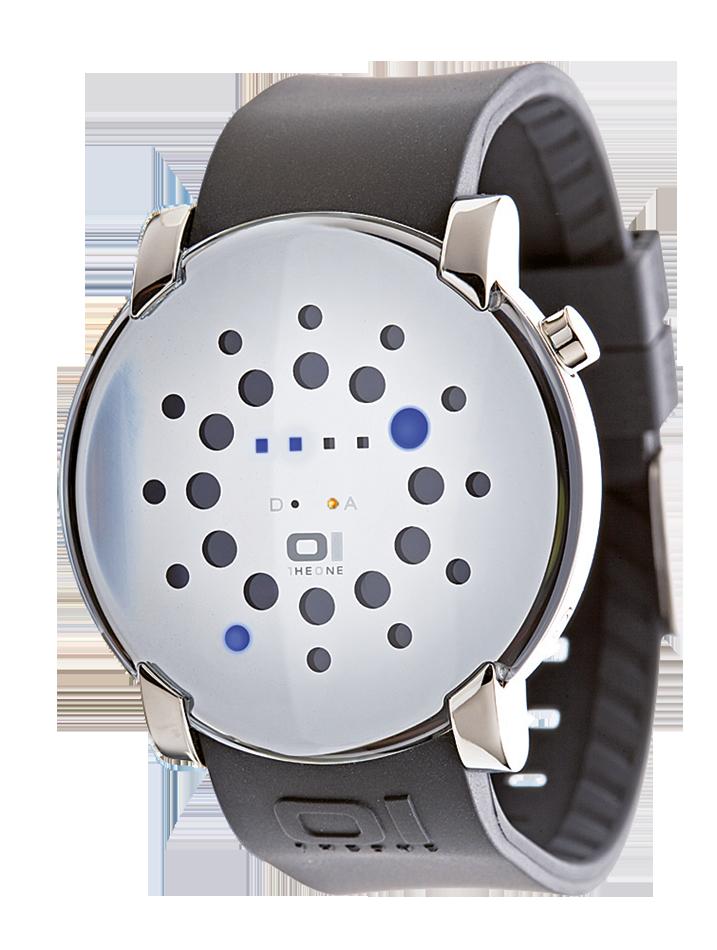 Бинарные часы The One Gamma