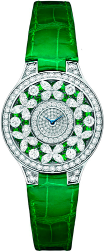 Часы Graff Butterfly Emerald