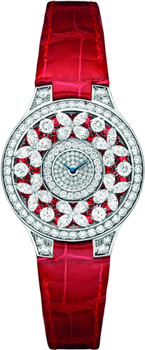 Часы Graff Butterfly Ruby
