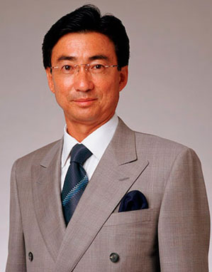 Shinji Hattori, President & CEO Seiko Watch Corporation