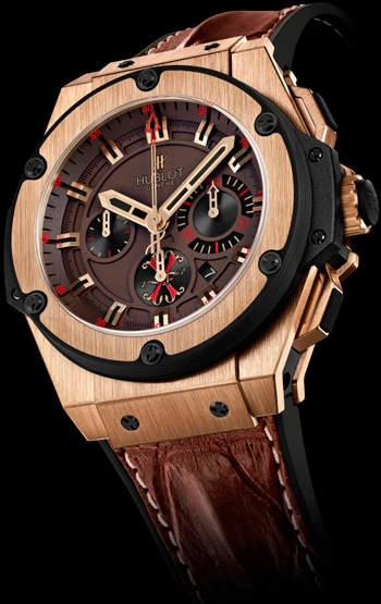 часы Hublot King Power «Arturo Fuente»