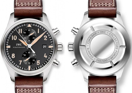 Часы IWC Pilot's Watch Chronograph Edition «Collectors' Watch» (Ref. IW387808)