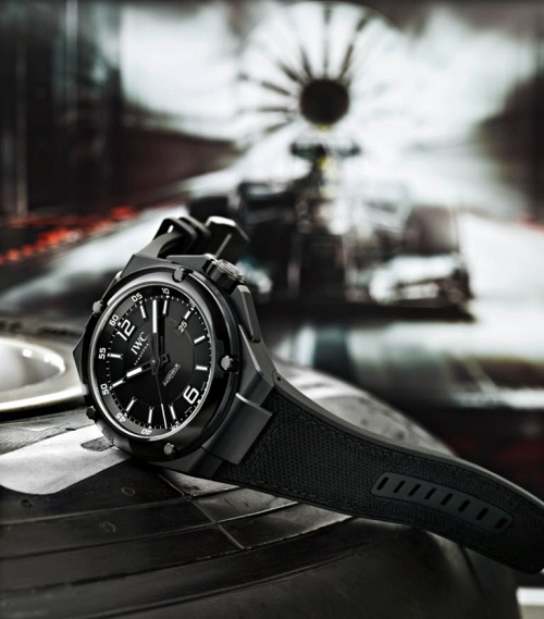 модель Ingenieur Automatic AMG Black Ceramic