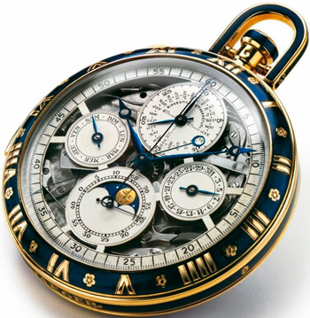 ��������� ���� Jaeger-LeCoultre Grande Complication pocket-watch, 1928