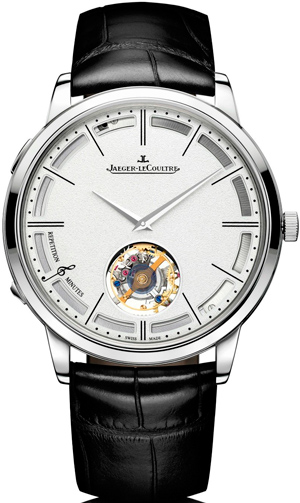Часы Master Ultra-Thin Minute Repeater Flying Tourbillon от Jaeger-LeCoultre