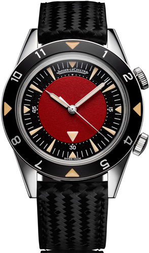 Jaeger-LeCoultre Memovox Tribute to Deep Sea (RED)