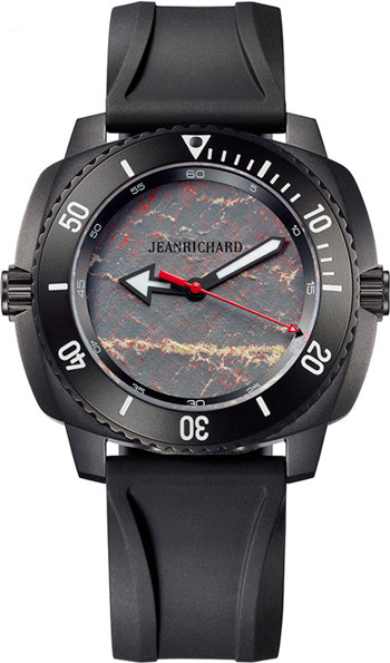 часы Jeanrichard Aquascope Victory Watch