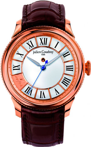часы Manufactura 1528 Limited Edition от Julien Coudray 1518