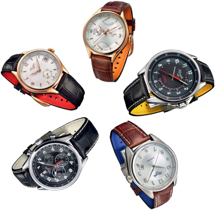 KIENZLE COLOR Collection