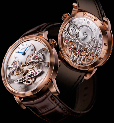 Часы MB&F Legacy Machine № 2